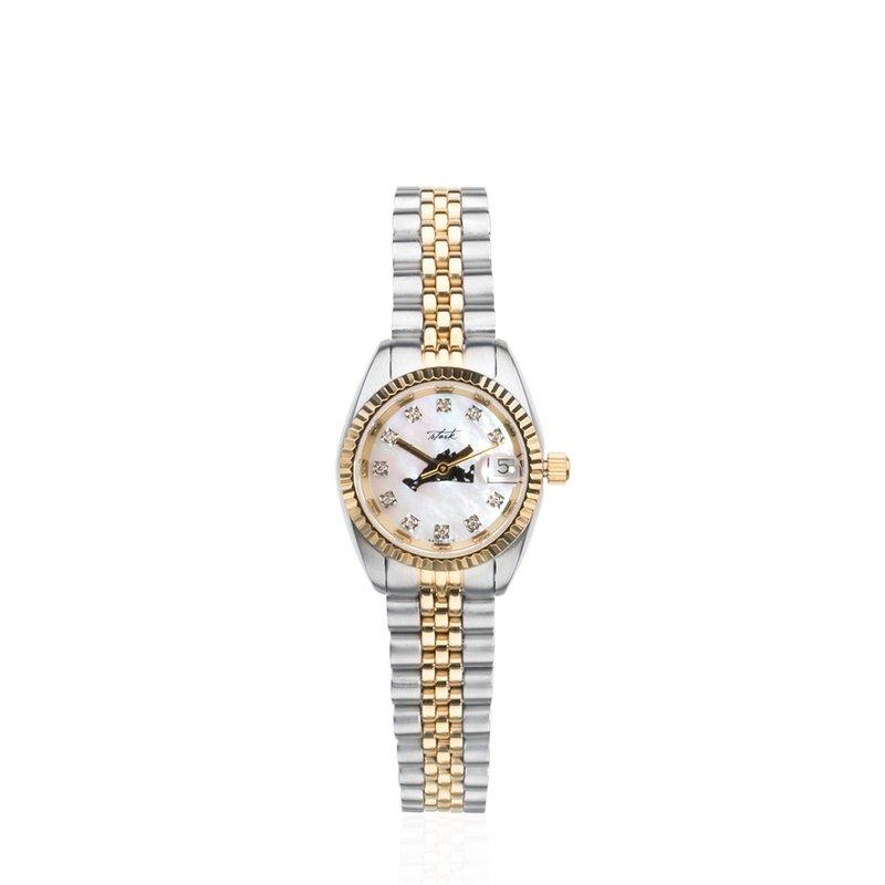 Martha's Vineyard Ladies watch with diamond dial