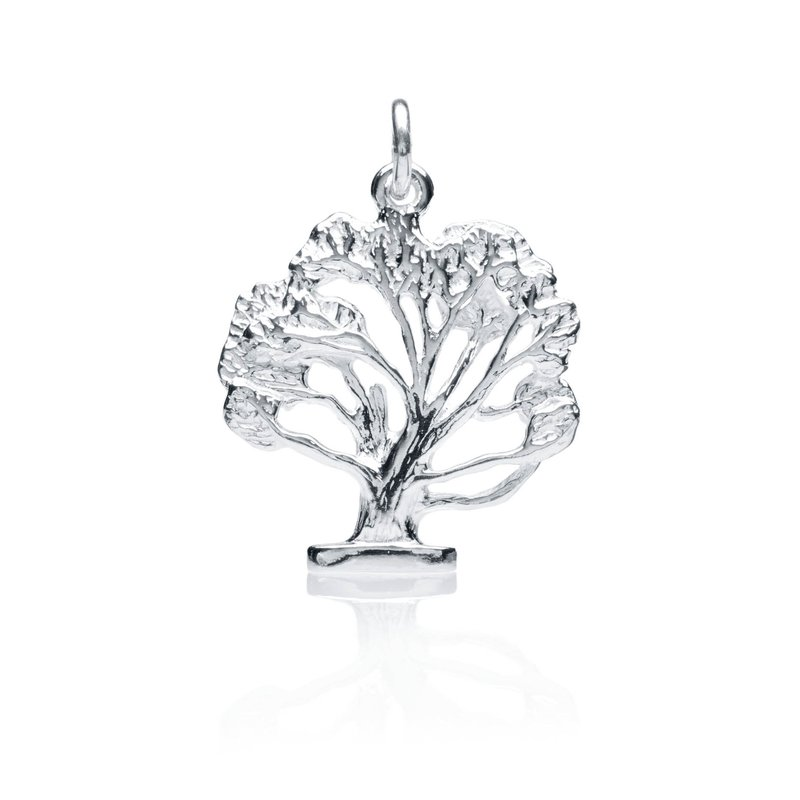Linden Tree charm