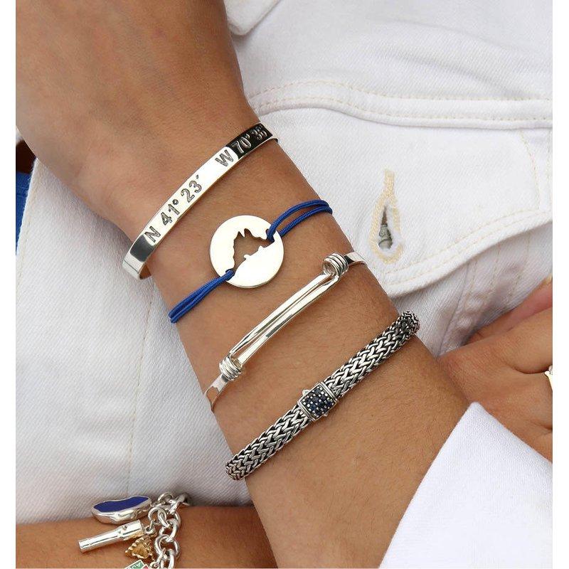 Classic Island Tie bracelet Large