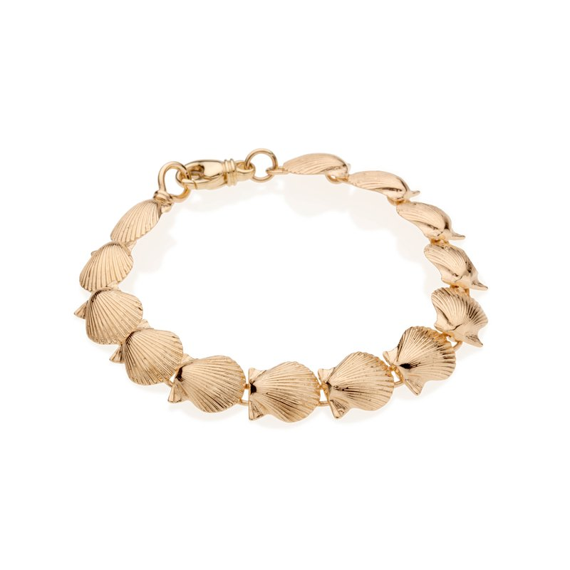Chilmark Scallop Shell small bracelet