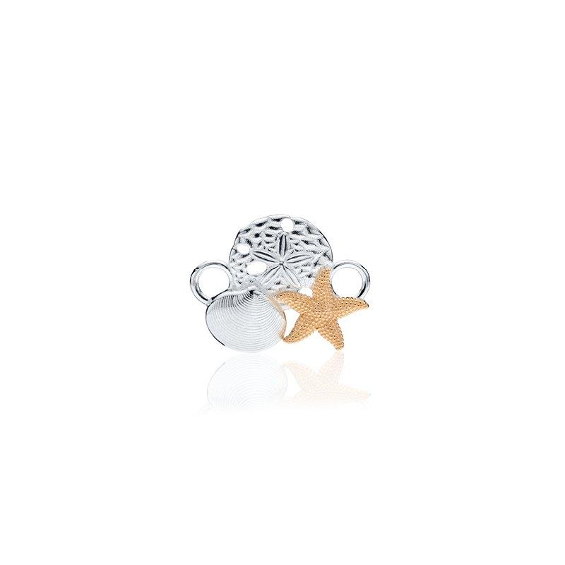 Multi Shell changeable bracelet top