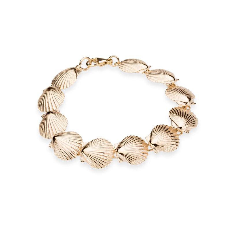 Chilmark Scallop Shell medium bracelet