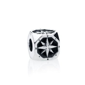 Compass Rose bead