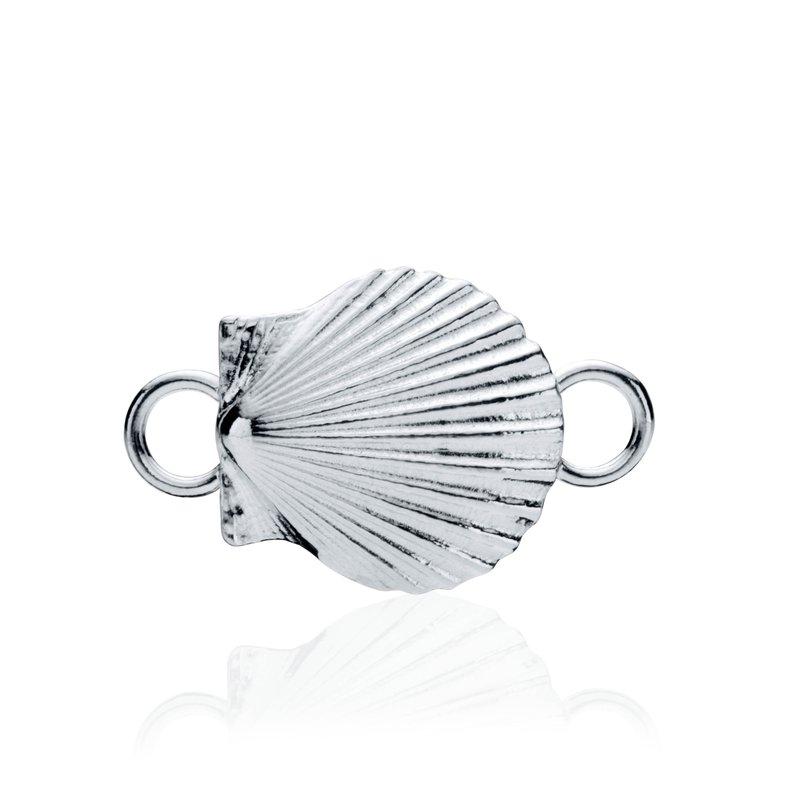 Chilmark Scallop Shell changeable bracelet top