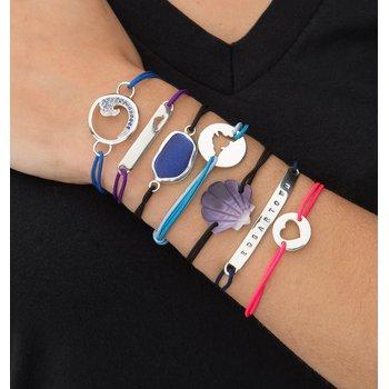 Favorite Places Tie bracelet