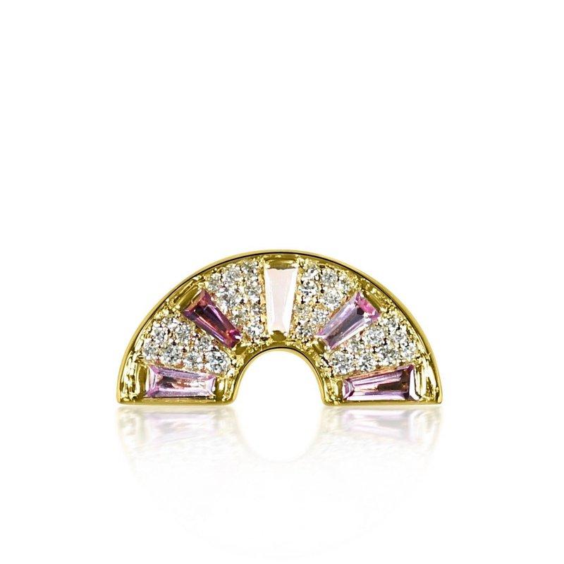 Rainbow Ring by Theresa Kaz