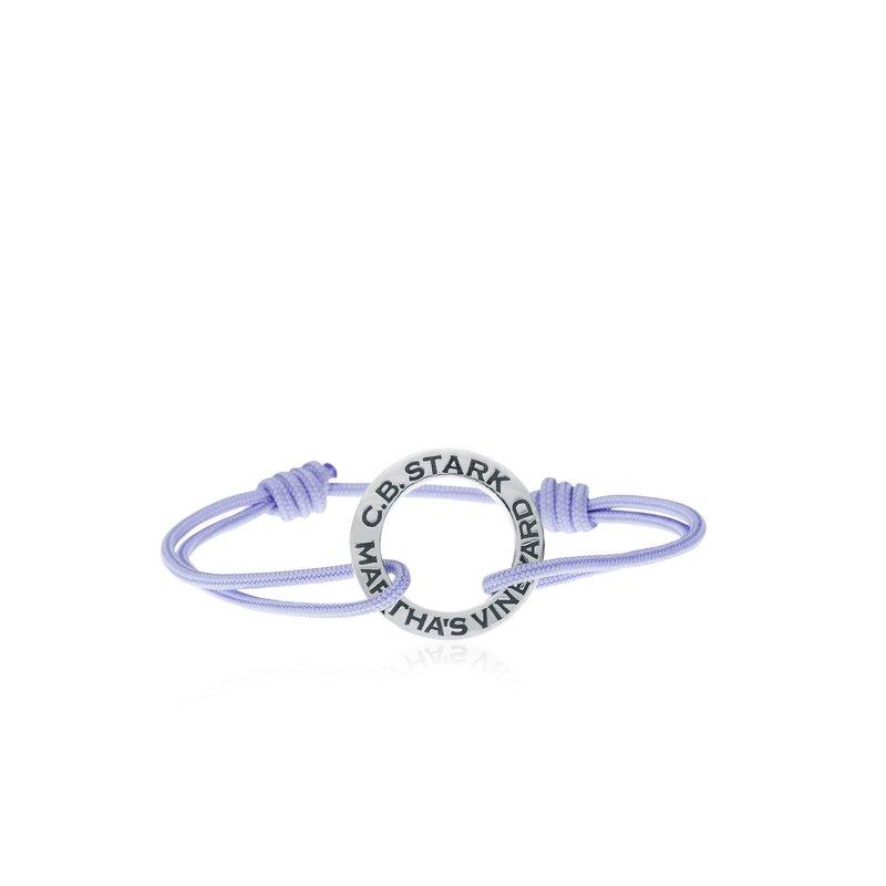 CB Stark Small Toggle Tie bracelet