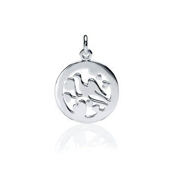 Gingerbread Collection Love Dove charm