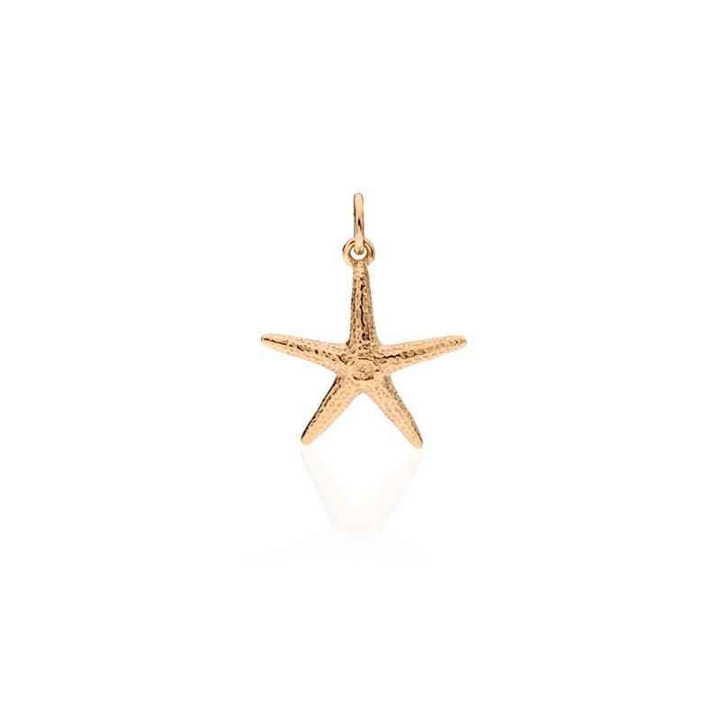 Starfish large charm
