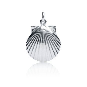 Chilmark Scallop Shell charm