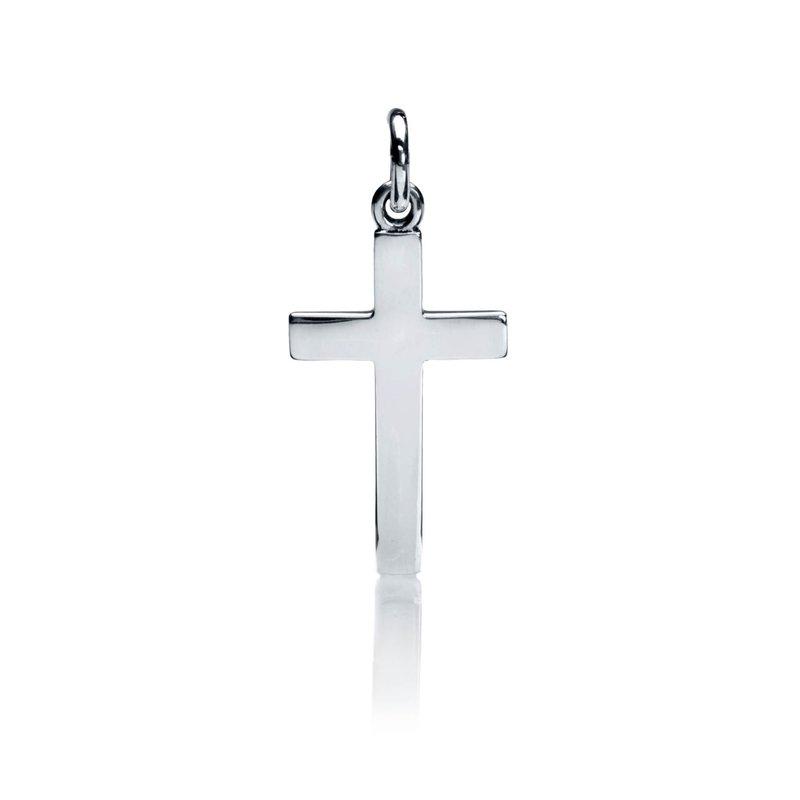 Flat Cross charm