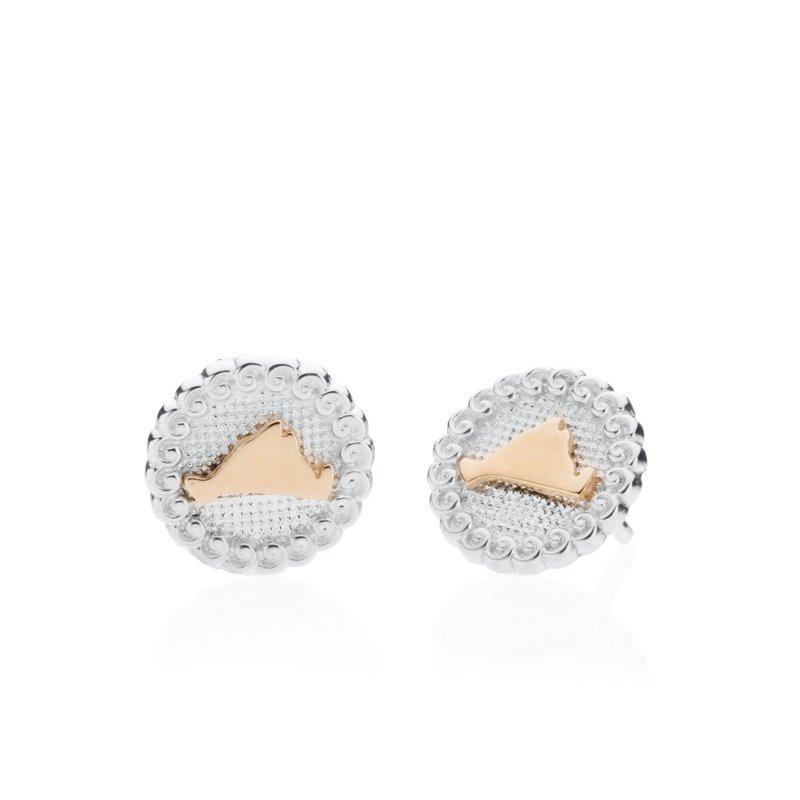 Framed Martha's Vineyard earrings
