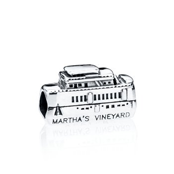 Martha's Vineyard Ferry bead