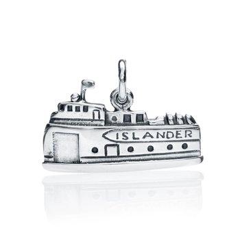 Islander Ferry charm