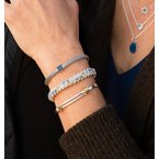 Dovera Michelle Swarovski bracelet