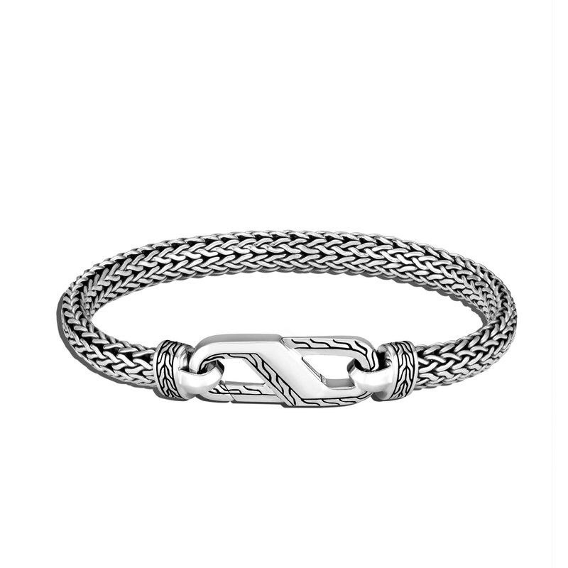 John Hardy Men's Carabiner Clasp Classic Chain Bracelet