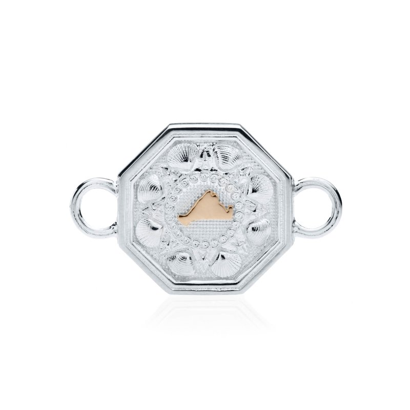 Martha's Vineyard Sailor's Valentine Changeable Bracelet Top