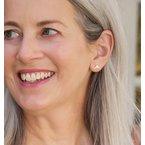 Martha's Vineyard Pave Diamond Stud earrings