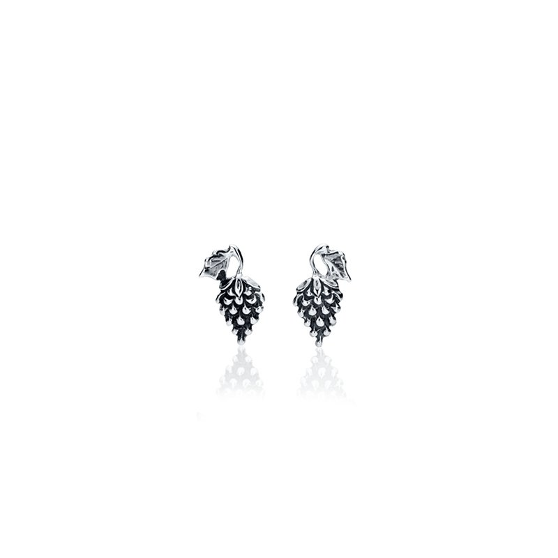 Tiny Grape earrings