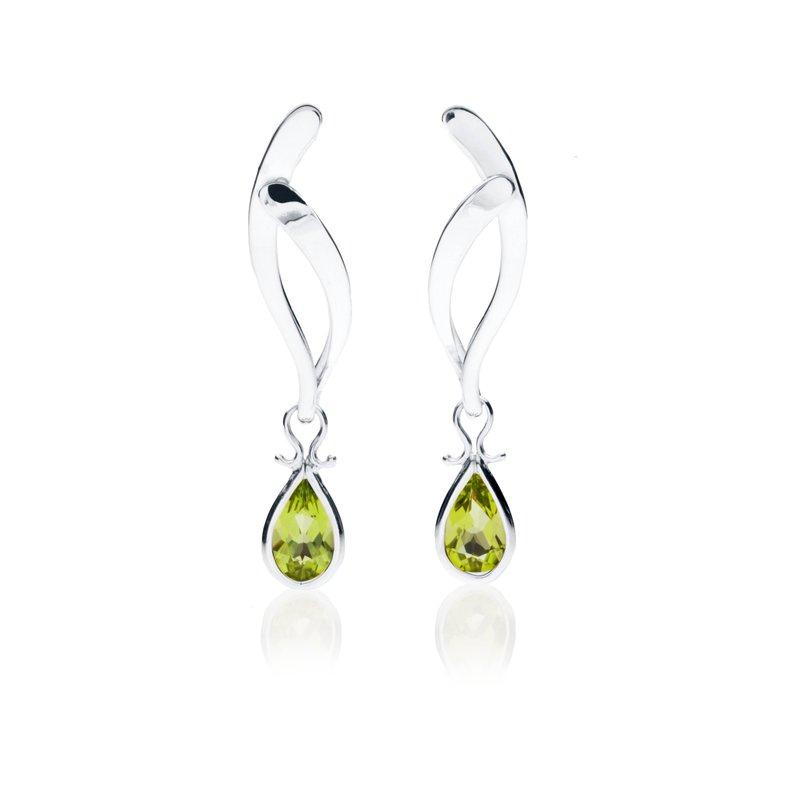Dancing Water earrings