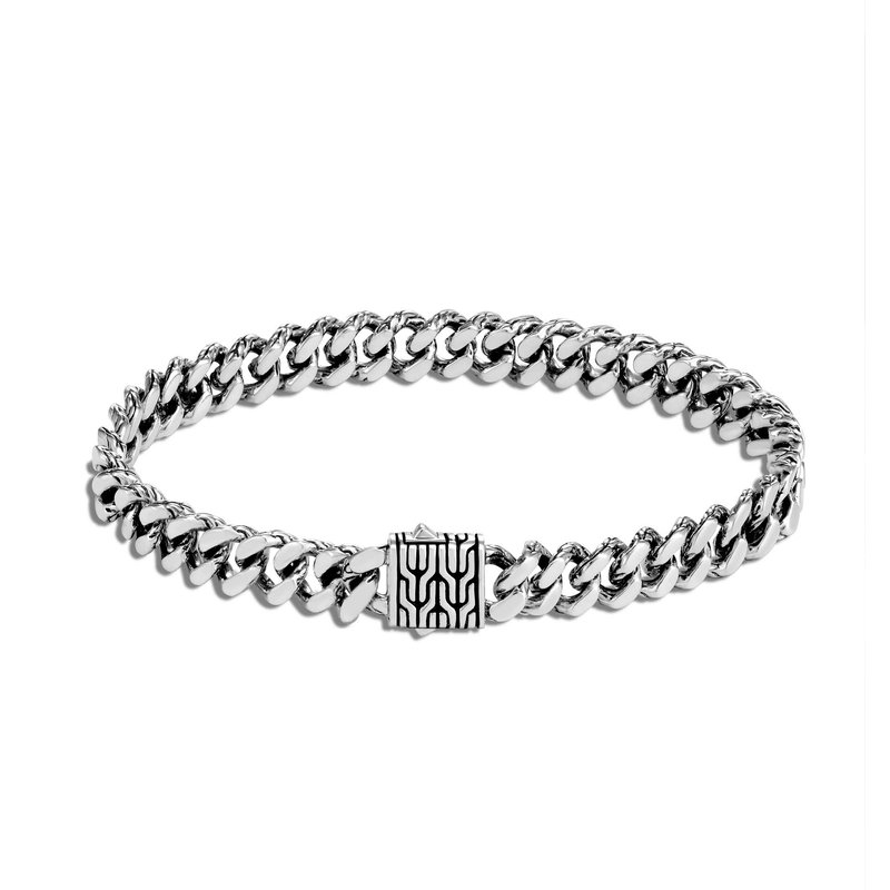John Hardy Men's Curb Link Bracelet