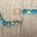 Arkansas Turquoise Boutique Small Blue Beads