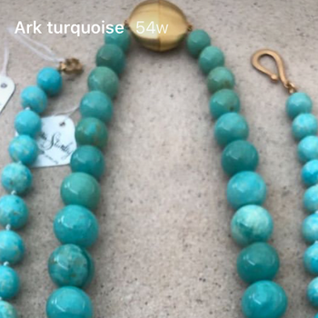 Tapered Bead Necklaces