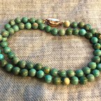Arkansas Turquoise Boutique Small green beads