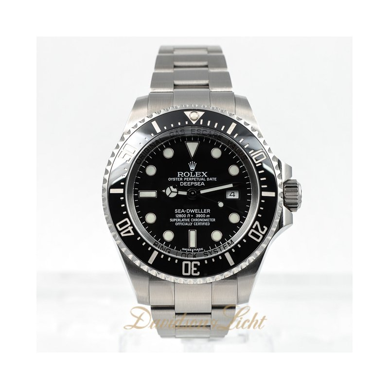 Pre-Owned Watches Rolex Deep-Sea