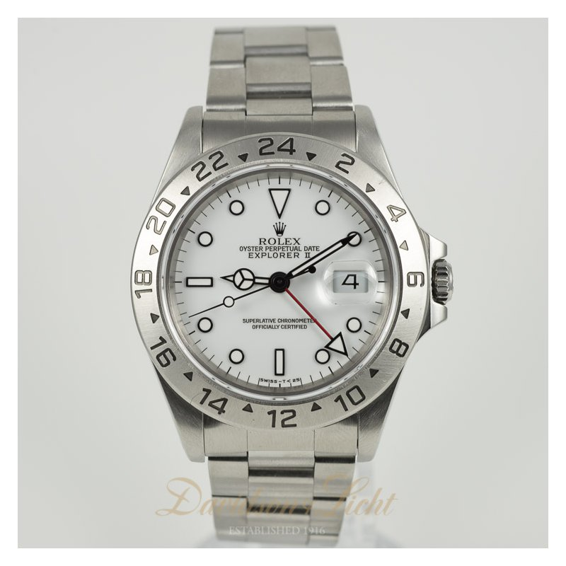 Pre-Owned Watches Rolex Explorer 2