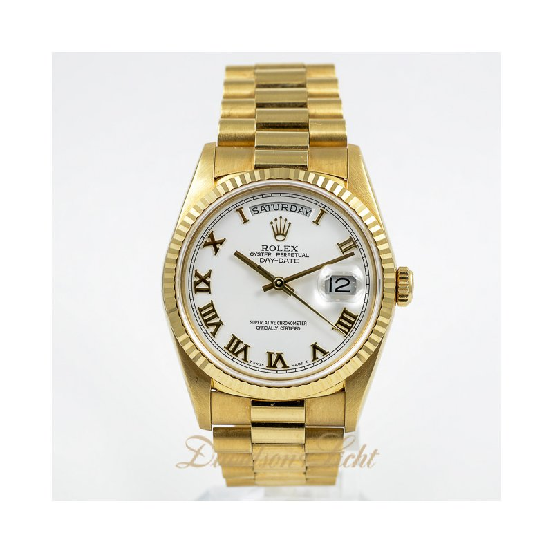 Pre-Owned Watches ROLEX DAY-DATE