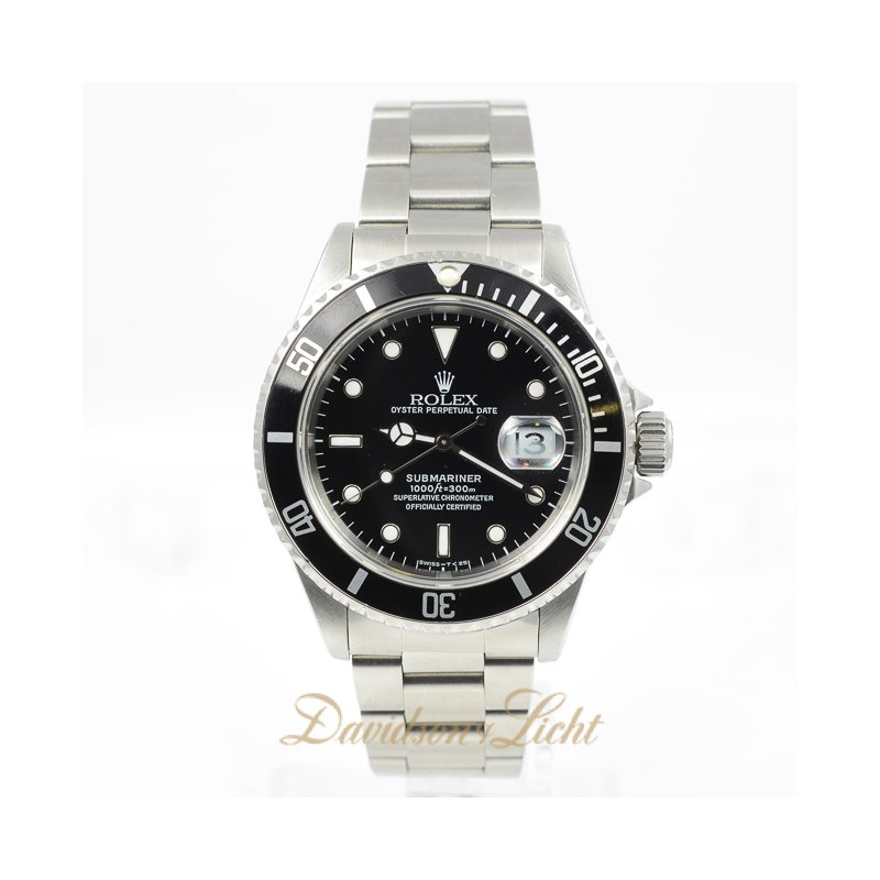 Pre-Owned Watches Rolex Submariner