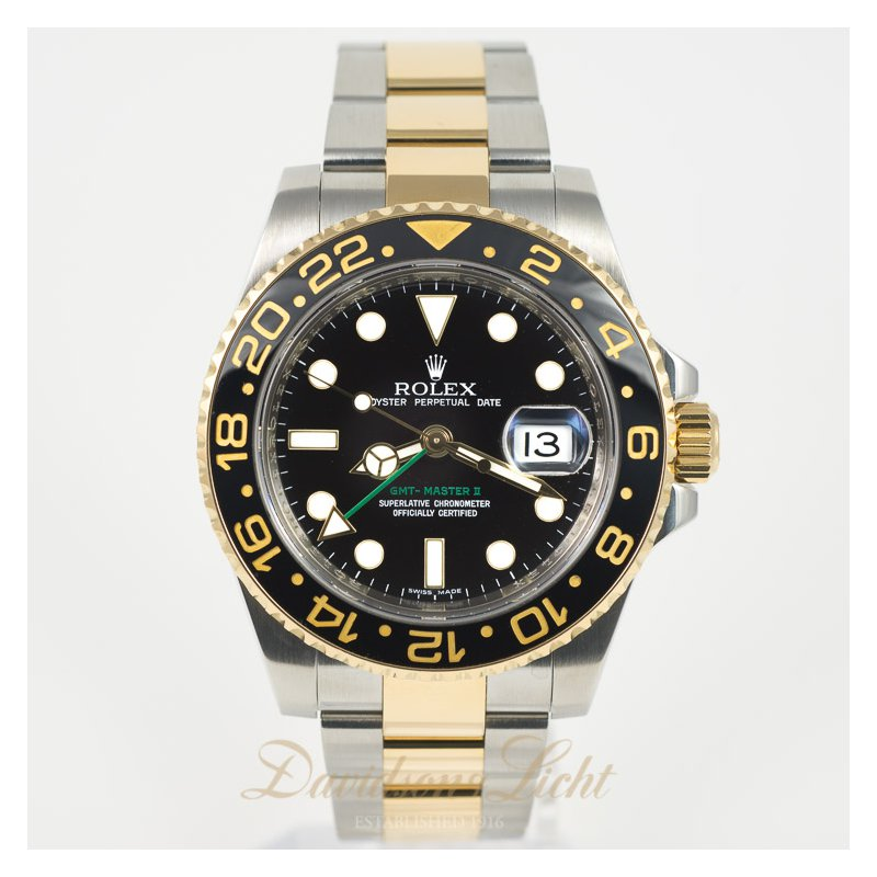 Pre-Owned Watches Rolex GMT-Master 2 116713LN-0001