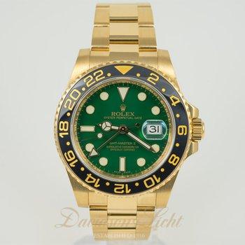 Rolex GMT-Master 2 116718LN