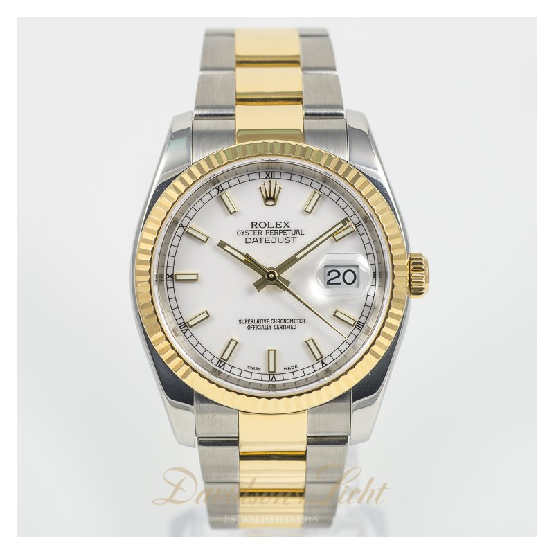 Pre-Owned Watches Rolex Datejust 36