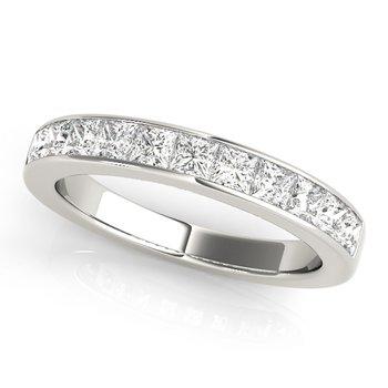 - Diamond Princess Anniversary Wedding Band