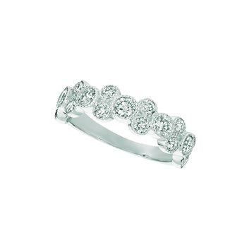14k Gold 1.25ctw. Diamond Anniversary Wedding Band Ring