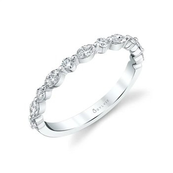 - Modern & Unique Solitaire Round-Shaped Diamond Accented Semi-Mount Engagement Ring