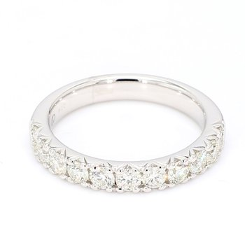 Diamond Wedding Or Anniversary Band