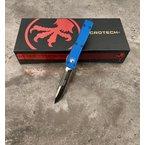 Microtech - UTX-70 S/E Stonewash Blue Compact Knife