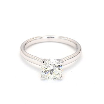 1.53 Carat Diamond Solitaire Engagement Ring