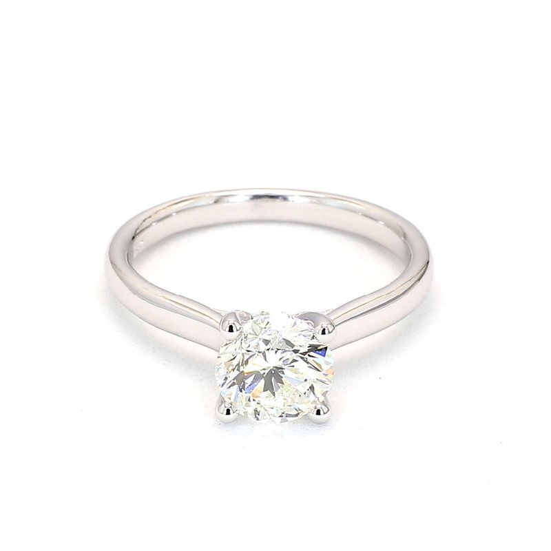 1.53 Carat Diamond Solitaire Engagement Ring