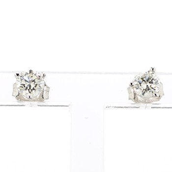 .41ct Diamond Stud Earrings