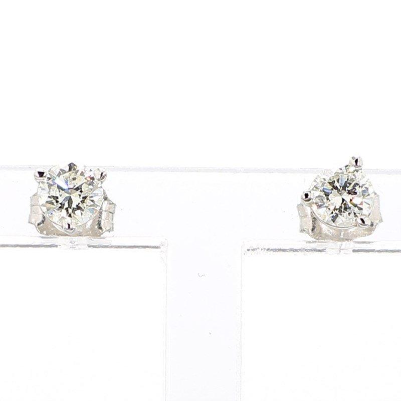 .41ct Diamond Stud Earrings