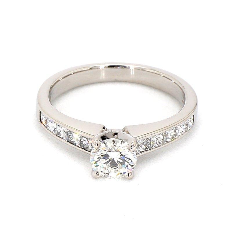 1 1/4ct Diamond Engagement Ring