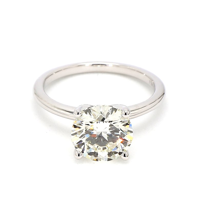 3.00ct Diamond Solitaire Engagement Ring