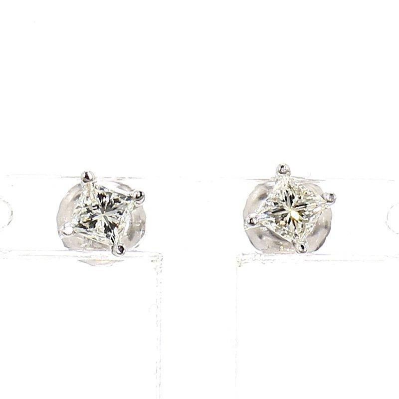 1/2ct Diamond Stud Earrings