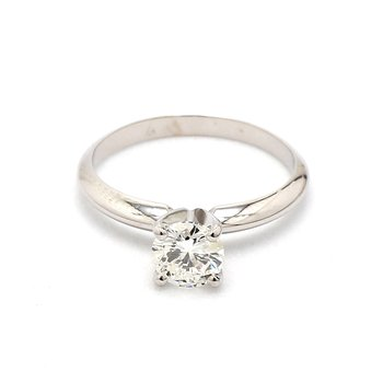 3/4ct Diamond Engagement Ring