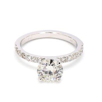 1 4/5ct Diamond Engagement Ring