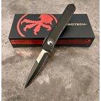 Ultratech Bayonet Grind Tactical Blk Standard Knife.